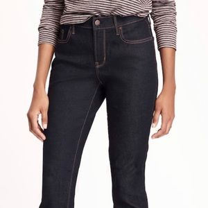 Old navy original bootcut jeans NWT rinse color